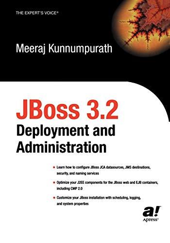 JBoss 3.2 Deployment and Administration (Best Java Ee Tutorial)
