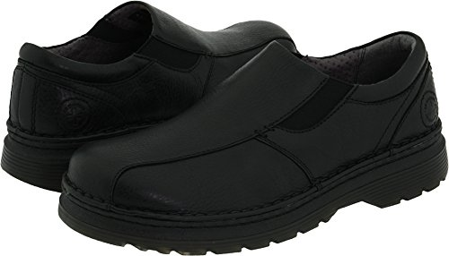 Dr. Martens Men's Tevin Slip-On Shoe,Black,10 UK (US Men's 11 M) (Shoes Martens Dr Doc)