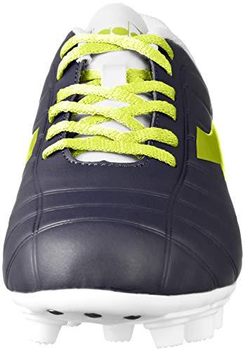 C7675 Fluo Mdpu Diadora Dd Indoor Calcetto nine yellow Uomo Scarpe Multicolore Pichichi Iron Da P57rx5Owq