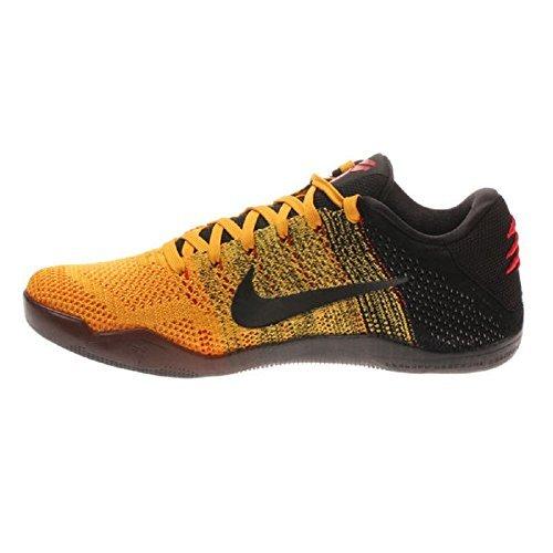950d53c0cb45 Galleon - Nike Men s Kobe Xi Elite Low Basketball Shoes Warrior Night Bruce  Lee (11