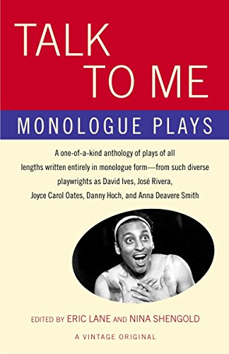 Talk to Me: Monologue Plays (The Best Of Me Script)