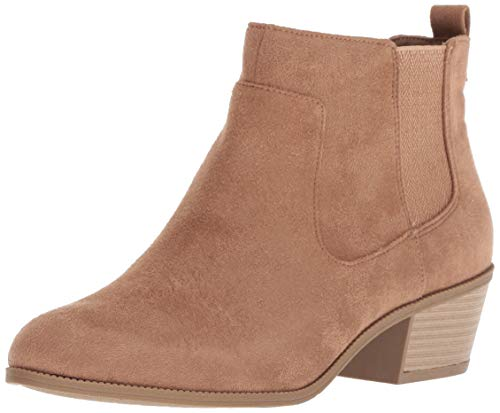 Microfiber Belief Scholl's Boot Women's Dr Ankle Toasted Coconut AqpfxR