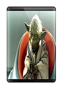 Fashion Tpu Case For Ipad Mini/mini 2- Star Wars Attack Clones Akien Yoda Defender Case Cover