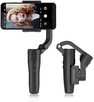 FeiyuTech Gimbal para teléfonos Inteligentes de Bolsillo VLOG, Uso ...