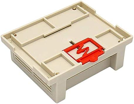 ACAMPTAR 1Piece Cajas para Electrónica Abs Electronics Project ...