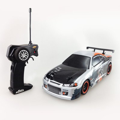 Fast and Furious 6 Street Tuner Car