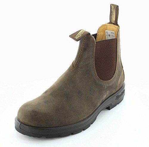 Blundstone Unisex Super 550 Series Boot,Rustic Brown,4.5 UK/5.5 M US/7.5 B(M) US