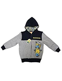 Despicable Me Minion Hoodie, Fits Most Boys and Girls Age 4 or 5