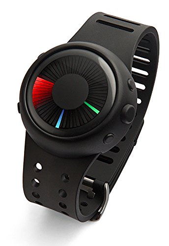 ThinkGeek - Chromatic LED Watch Contains 60 Unique LEDs for Vibrant Display