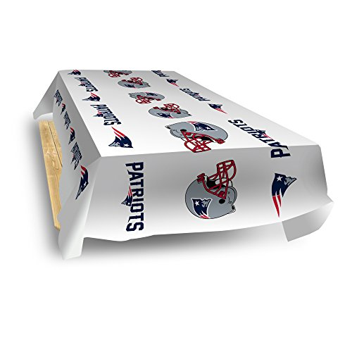 NFL New England Patriots 8-Foot Table Cover
