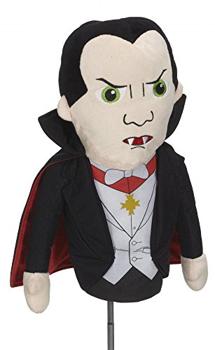 Creative Covers for Golf Vampire Head - Dracula Head