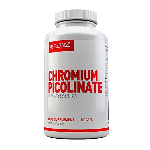 Chrom-Picolinat 100 Kapseln