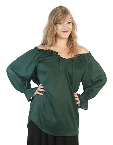Dress (Peasant Blouse Costume)