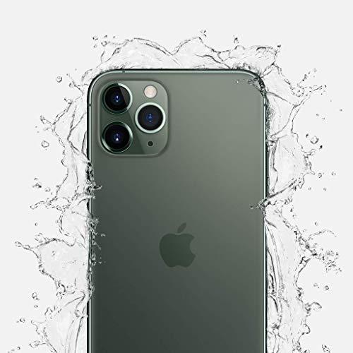 Apple iPhone 11 Pro, US Version, 64GB, Midnight Green – Unlocked (Renewed)
