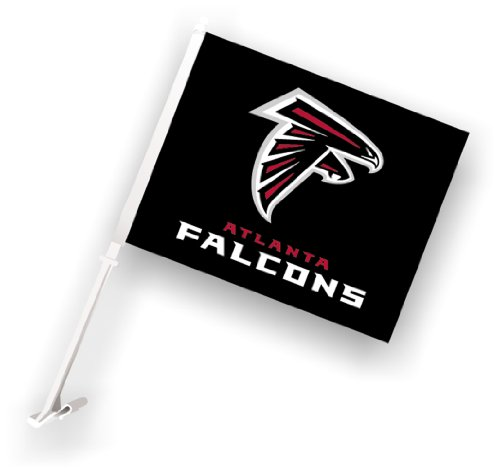 NFL Atlanta Falcons Car Flag