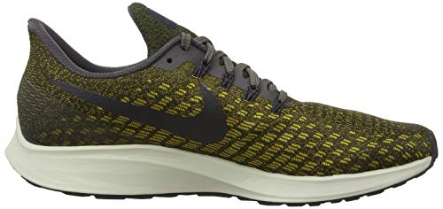 35 NIKE Multicolore Thunder Pegasus Zoom Grey 001 Oil Citron Sneakers Grey Basses Air Homme Dark xrprqt