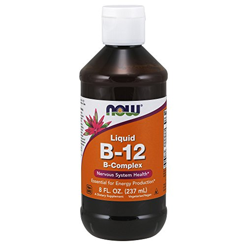 (Now Vitamin B-12 Complex Liquid 8-Ounce)
