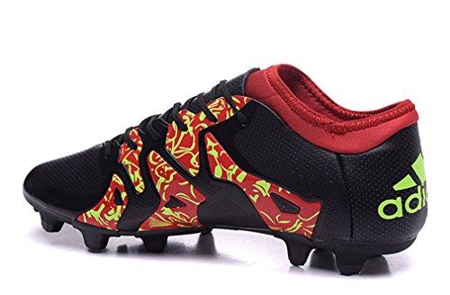 1 schwarz Fußball Generic nbsp;Menace Pack Fußball Herren x15 Stiefel 15 miadidas nbsp;fgag Schuhe WT14qaO
