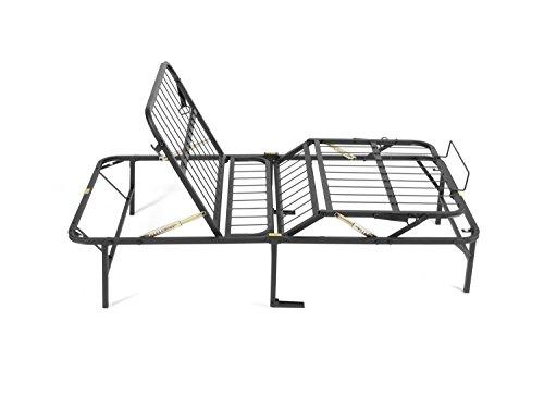 Pragma Simple Adjust Bed Frame Head and Foot, Multiple Sizes