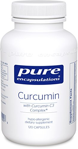 Pure Encapsulations Curcumin Hypoallergenic Capsules