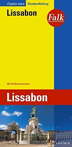 Falk Cityplan Extra Standardfaltung International Lissabon mit Straßenverzeichnis Gebundenes Buch – Folded Map, 1. November 2008 Collectif Falk Verlag Ostfildern 3827911087