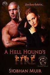 A Hell Hound's Fire (Cloudburst, Colorado Book 1)