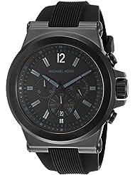 Michael Kors Mens Dylan Black Watch MK8152