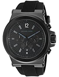 Michael Kors Men's MK8152 Ross Black Watch