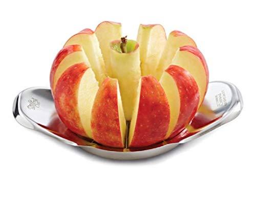 ess Steel Apple Wedger Slicer Corer ()
