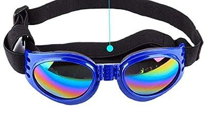 JINQD Gafas de sol para perros, Gafas para mascotas, Gafas ...