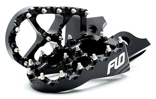 Flo Motorsports Cobra Foot Pegs 50cc - 65cc by Flo Motorsports (Image #1)