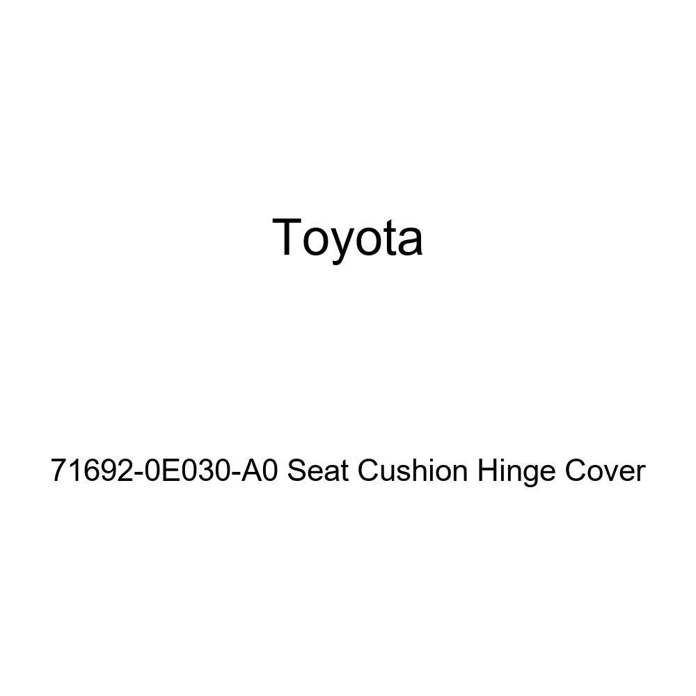 TOYOTA Genuine 71692-0E030-A0 Seat Cushion Hinge Cover