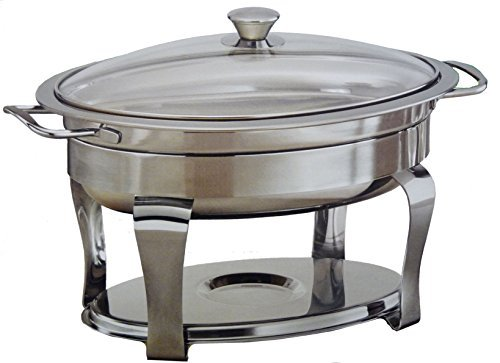 Tramontina ProLine Stainless Steel 4.2 Qt. Chafing Dish