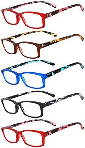 readers reading glasses spring hinge