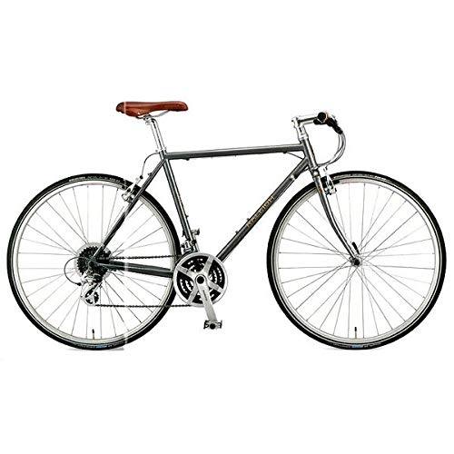 RALEIGH(ラレー) クロスバイク Radford Traditional (RFT) ダークグレー 520mm B07JCVG5MZ