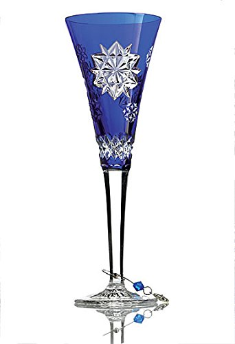 Waterford Snowflake Wishes Friendship Prestige Edition Flute by Waterford