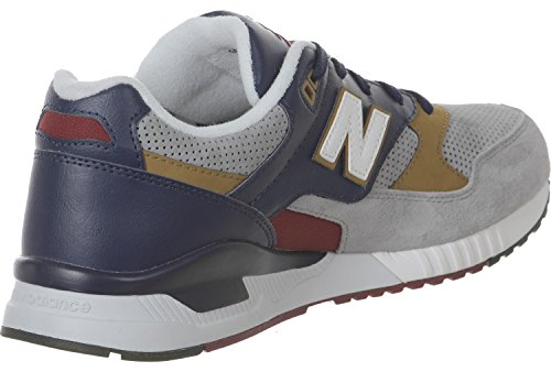 M530pib Blauw Fashion Grijs Balance Sneaker Heren New YFxtgwEU