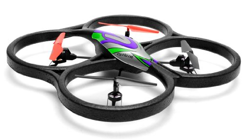 WL Toys V262 Cyclone UFO 4 Channel 6 Axis Gyro Quadcopter...