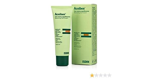 Isdin PACK Teen Skin Acniben Gel Crema Control de Brillos y Granos ...