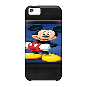 Tpu Adlazquez Shockproof Scratcheproof Mickey Mouse Hard Case Cover For Iphone 5c