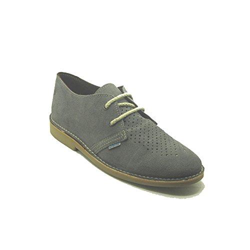 Safari Perforado Perforado Zapato Safari K901fpcp Zapato Gris Safari Gris Zapato K901fpcp K901fpcp Perforado qfIfH