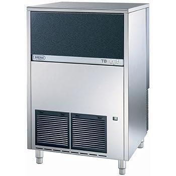 Amazon Com 110 Lb Under Counter Automatic Pebble Ice