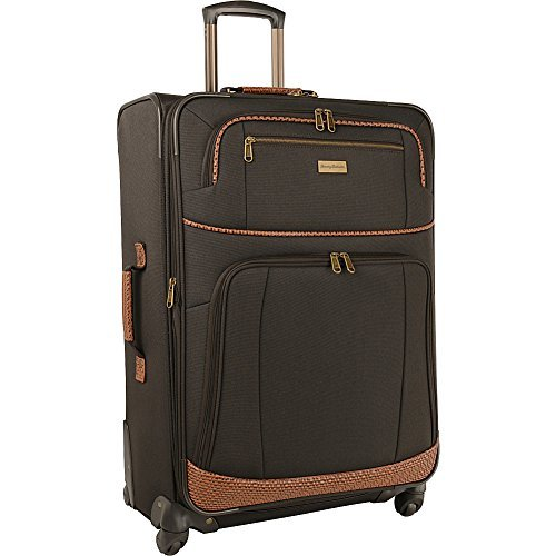 Tommy Bahama Mojito 28 Inch Expandable, Dark Brown by Tommy Bahama