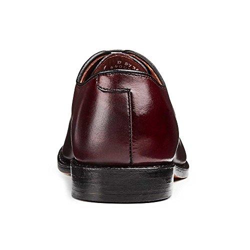 Allen Edmonds Hombres Fifth Avenue Cap Toe Oxfords Zapatos Merlot