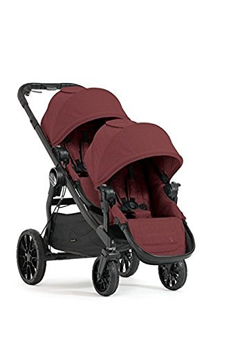 Baby Jogger 2017 City Select LUX Double Stroller - New Model