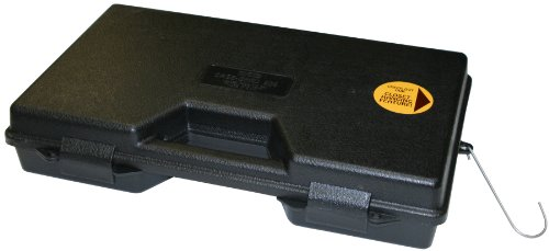 MTM Case-Gard 808 Series Handgun Case, Black