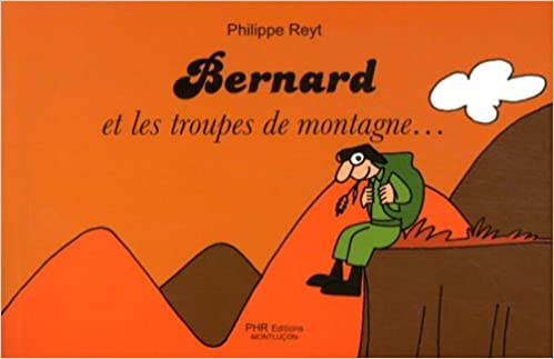 Téléchargement Bernard et les troupes de montagne... epub pdf