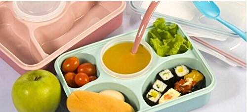 lunch bento box iwotou microwave and dishwasher safe lunch import it all. Black Bedroom Furniture Sets. Home Design Ideas