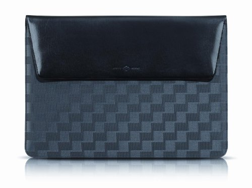 most 7 Tablets Sleeve - Z Print Design from Joseph Abboud (Creek Oxford)