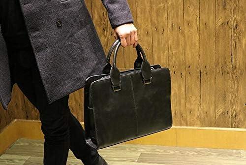 Brand Men Bags Business Briefcase Luxury Messenger Handbags Male Laptop Bag